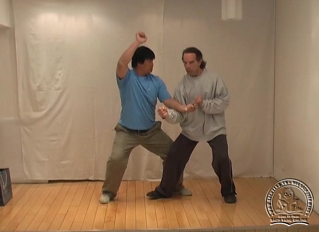 Yin Style Babua Fighting Methods - screenshot 3
